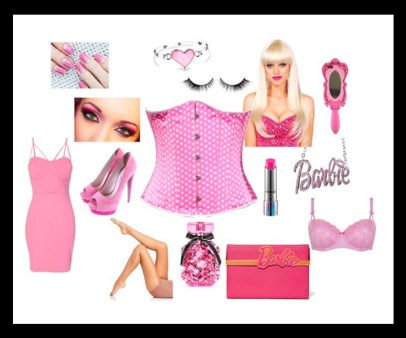 barbie-corset