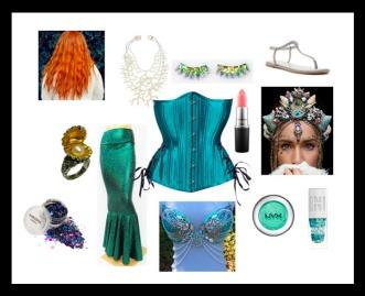 mermaid-corset